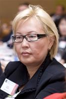 Алма Обаева, ЦБ РФ