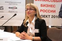 Арина Олесюк, The Retail Finance